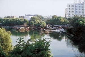 通恵河(中国・北京)