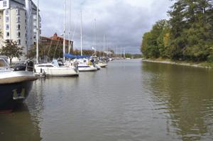 イェータ運河(スウェーデン、メ...
