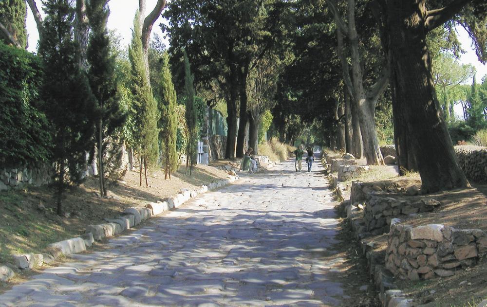 アッピア街道